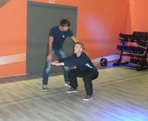 Sport fysiotherapie 1