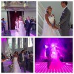 bruiloft getrouwd ME Fysio koppel